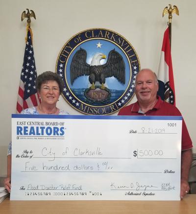 Realtor donation Clarksville