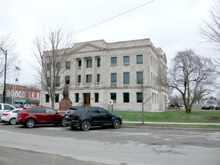 Pike County Courthouse