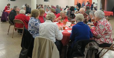 Soup supper to be served after Church Walk on Sunday