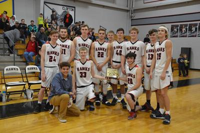 Hawks rally to finish fifth in tournament