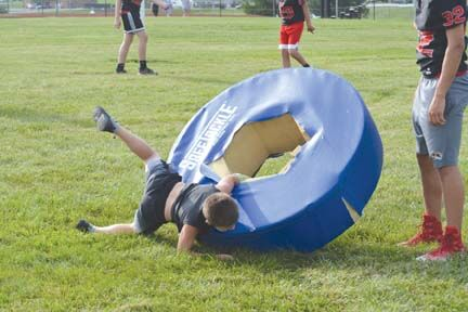 Tackle the donut