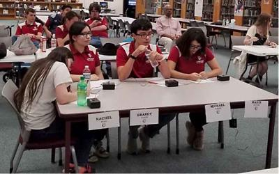 Quiz Bowl headed to state