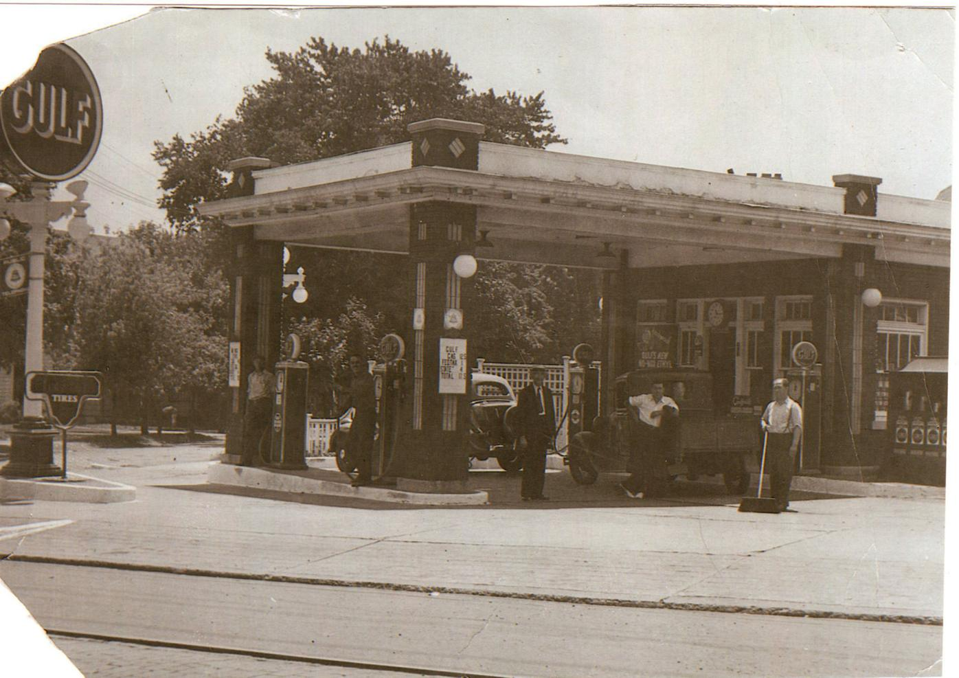 West Side AUto, circa 1937