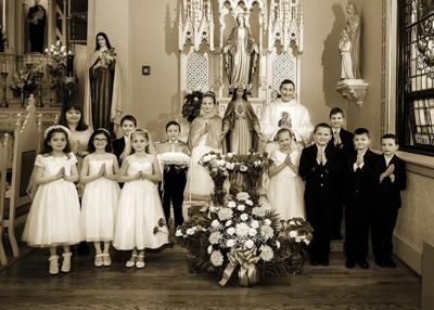 Sacred Heart of Jesus Parish, Dupont, celebrates May Crowning