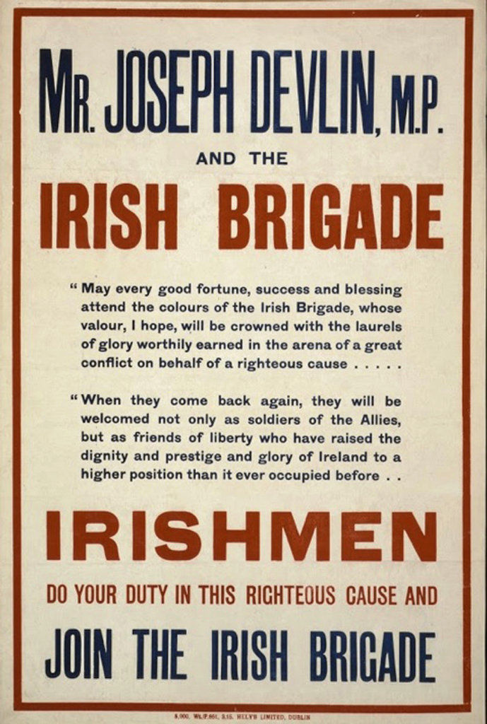Pittston had a member of the Civil War's Irish Brigade