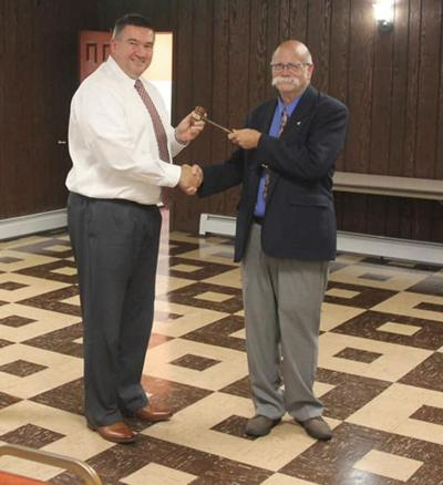 Lions Club installs new officers