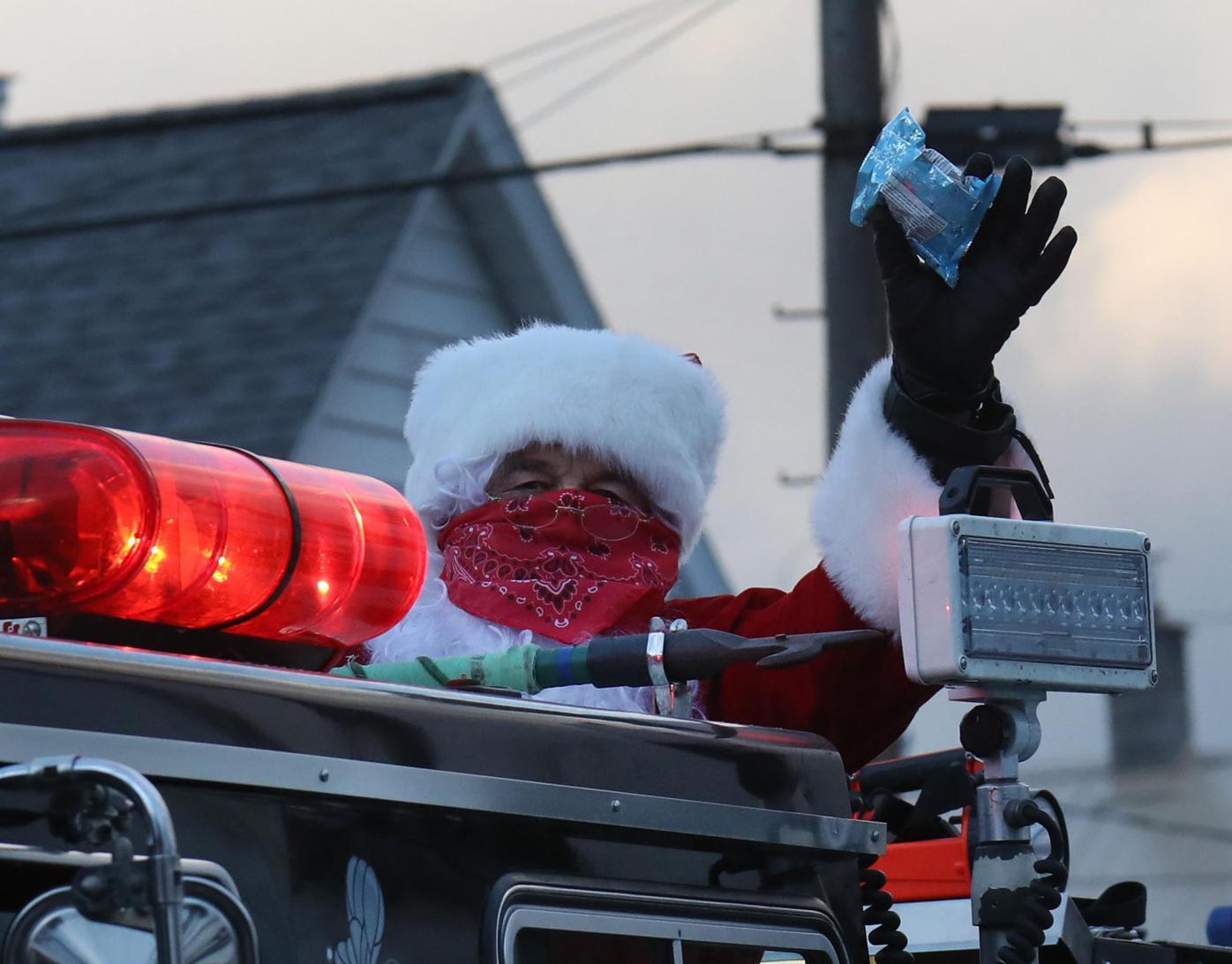 Wyoming Santa Parade