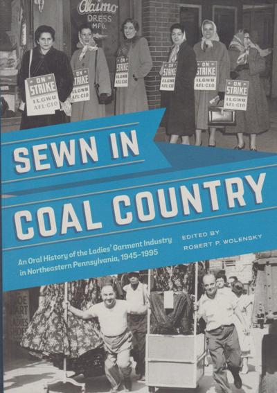 Book explores local garment industry of the '40s and '50s