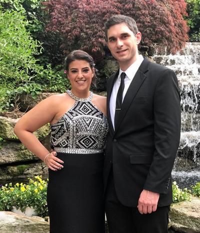 Megan Bresnahan and Angelo John Conforti Jr.