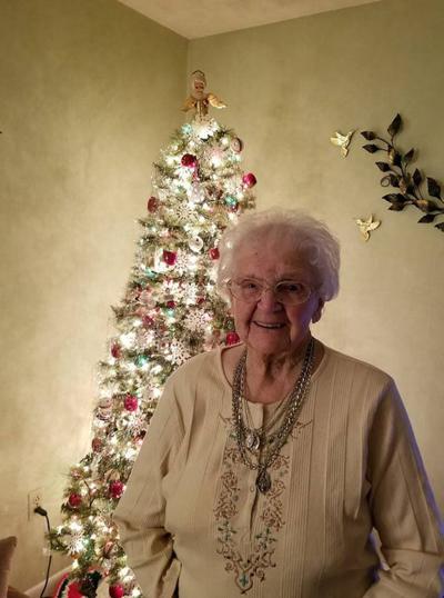 Dupont's Margaret Milewski celebrates 103rd birthday