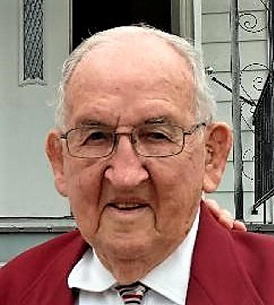 "William ""Hank"" Cordy celebrates 100th birthday"