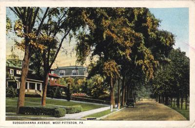 West Pittston history walk