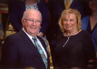 Mr. and Mrs. Pohutsky