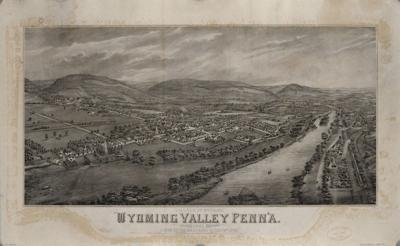 Wyoming Borough: Wyoming broke away from Kingston Twp. to become its own borough in June 1885