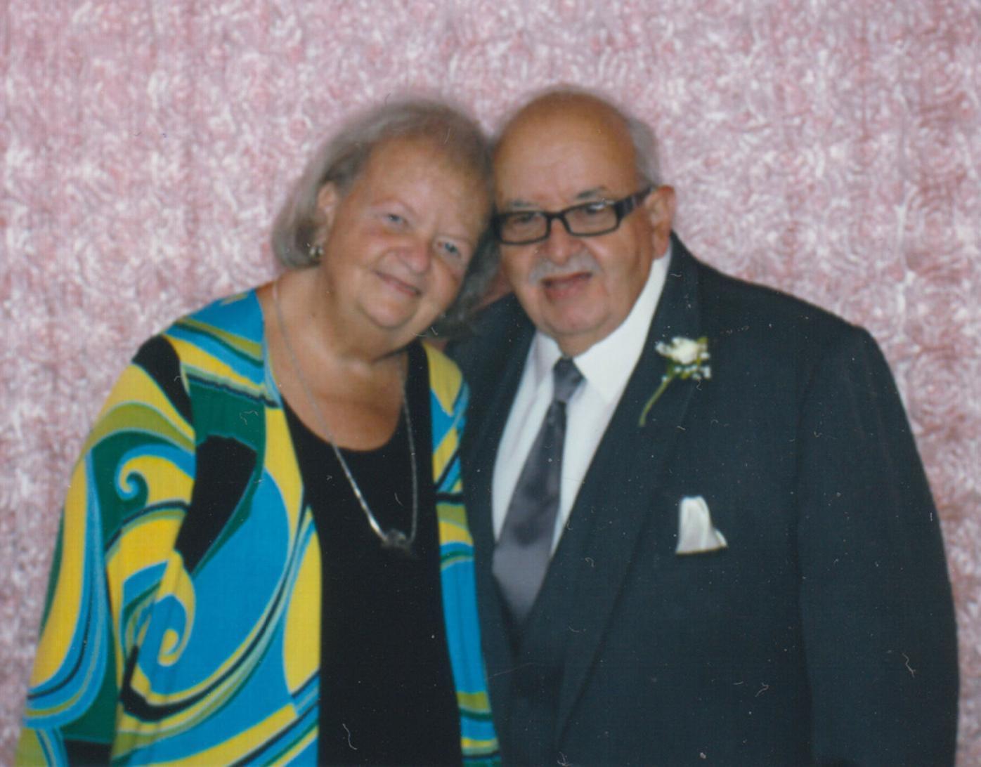 Mr. and Mrs. Jordan