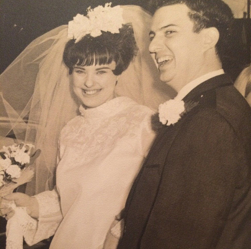 Mr. and Mrs. Kern celebrate 50th anniversary