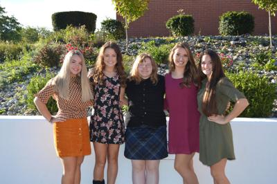 Pittston Area announces homecoming court