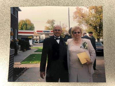 Mr. and Mrs. Alaimo celebrate 50th wedding anniversary
