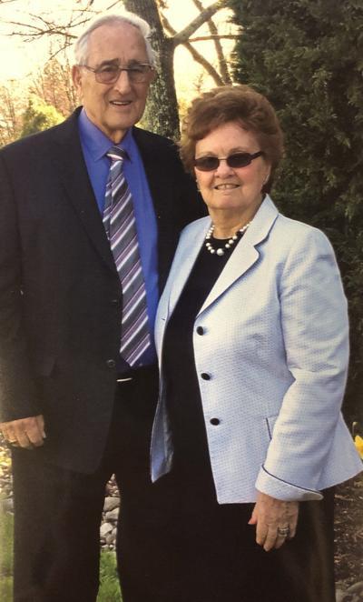 Mr. and Mrs. Castellani celebrate 65th anniversary