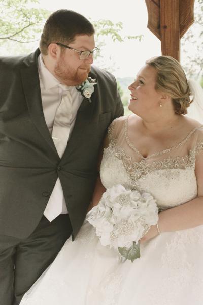 Jacklyn Marie Lowe and Kevin John Schiel wedding