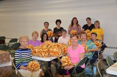 Bow sale raises awareness of pediatric cancer
