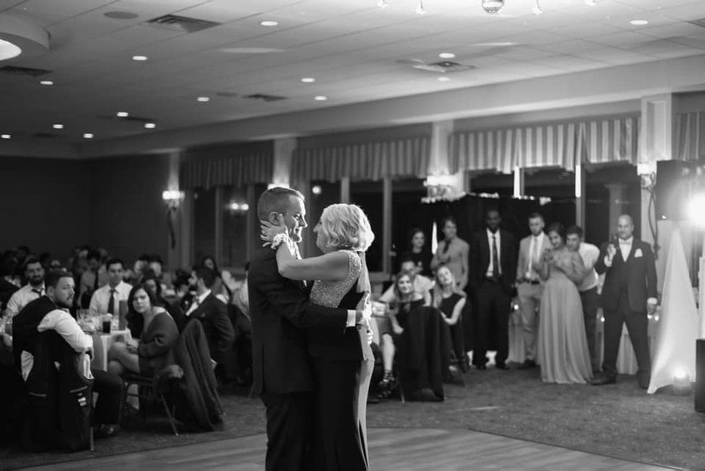 Maria Sagliocco and Marc Blasko wedding