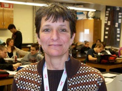 BHS's Donna Rini wins NSTA Distinguished Teacher Award