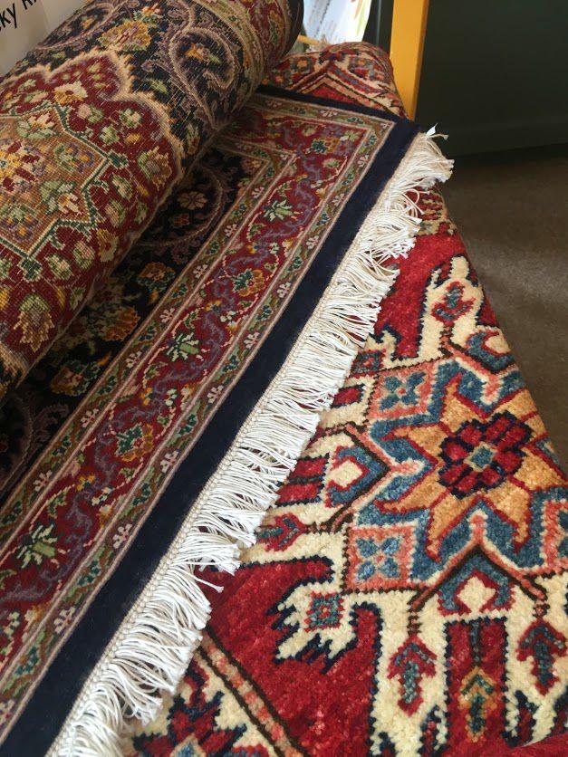 One World Shop rug fair