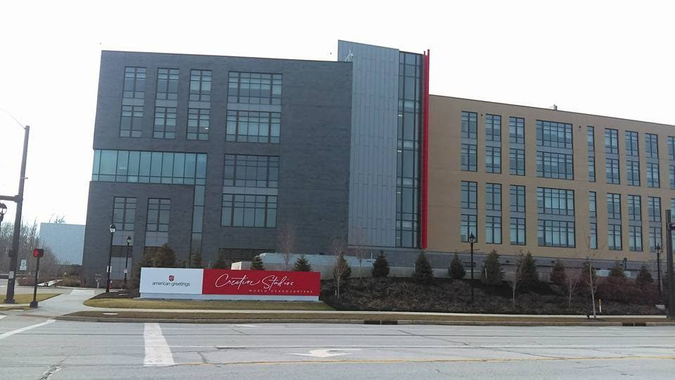 American greetings committed to westlake after ownership change american greetings creative studios the 660000 square foot five story building at crocker park is the workplace for 1700 employees m4hsunfo
