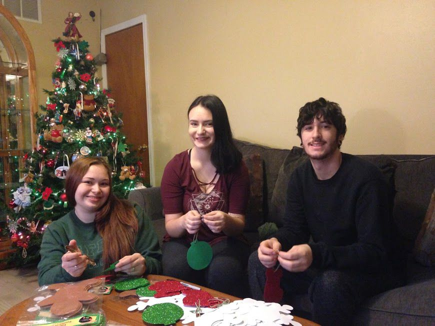 Teen continues to deliver Christmas cheer