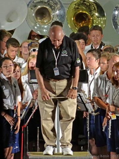 Noted Ohio State Fair band director takes final bow after 42 years