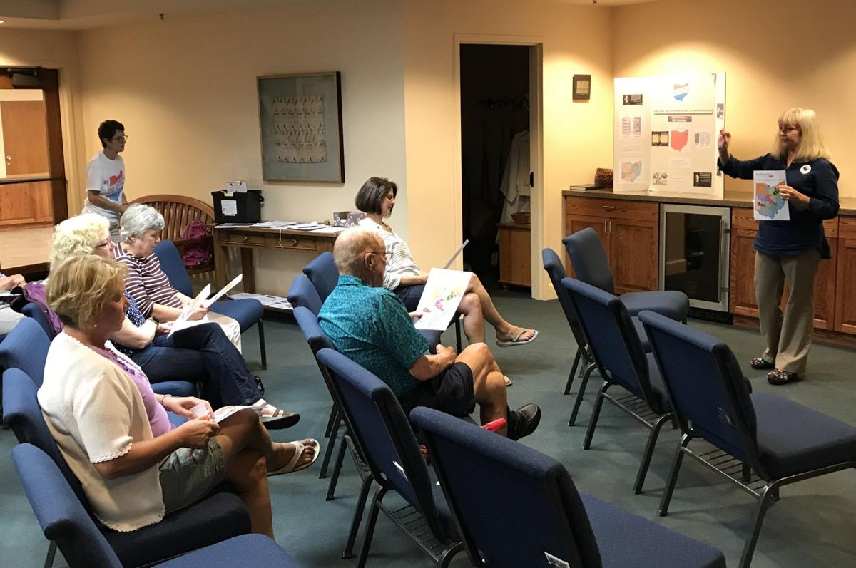 Additional volunteers sought in congressional redistricting campaign