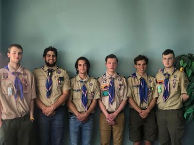 Avon Eagle Scouts