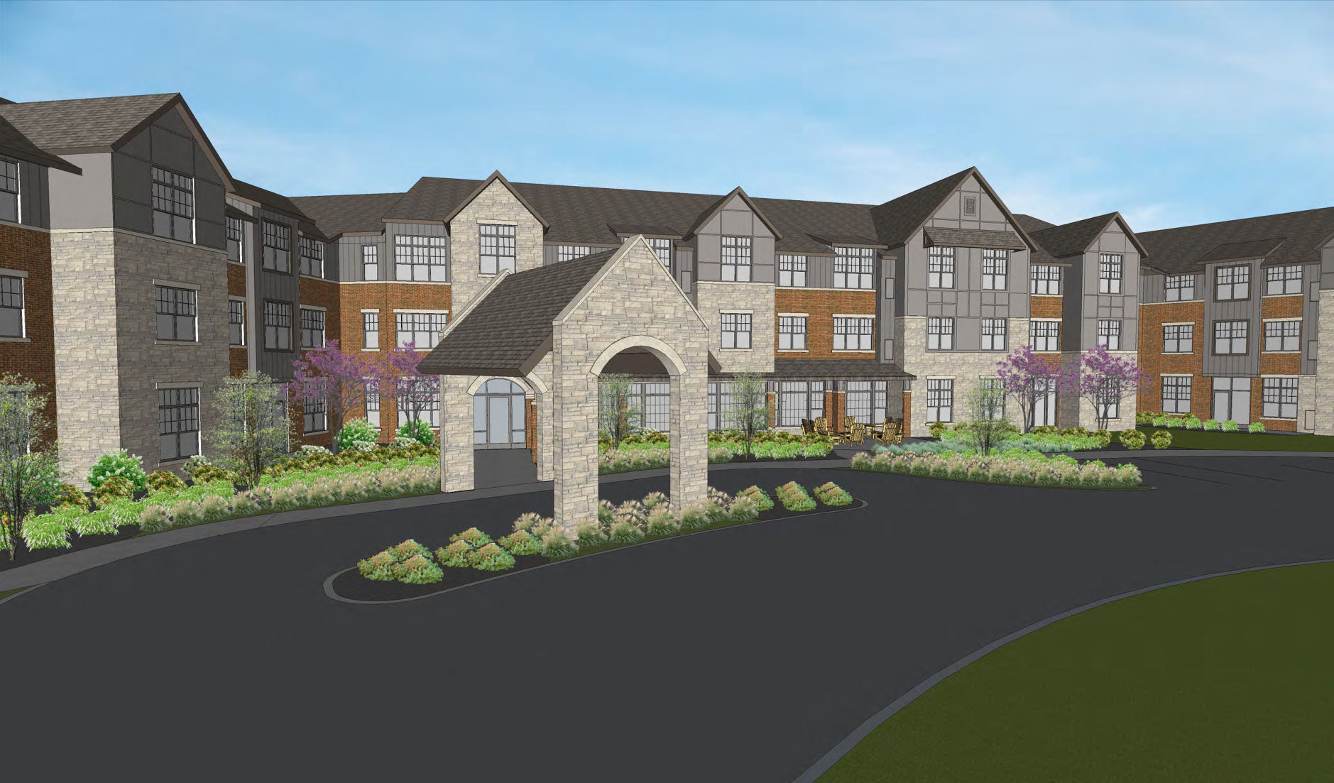 80 Independent Living Apartments To Be Built At Concord Reserve In Westlake
