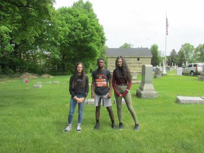 North Olmsted students determined to get marker for unmarked African-American graves