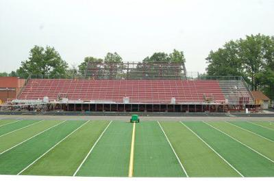 Avon Lake stadium comes with new seating, higher ticket prices