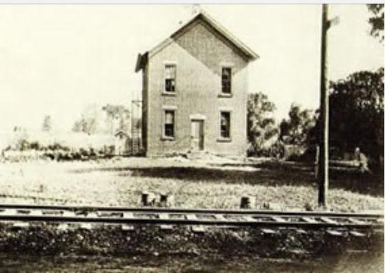 North Ridgeville schoolhouse