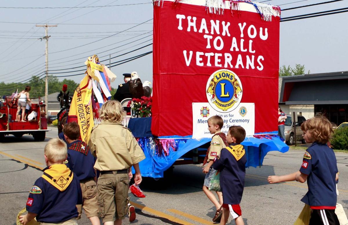 North Ridgeville Memorial Day Parade Photos