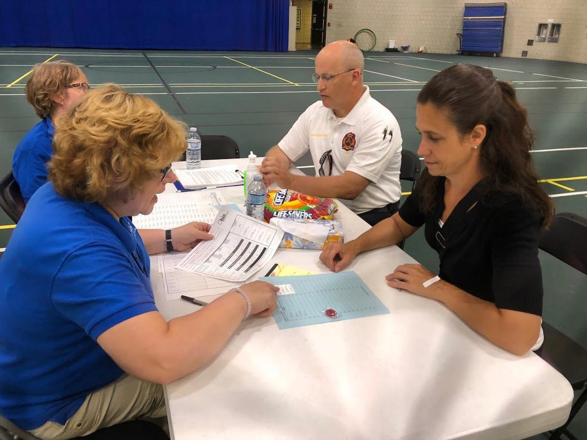 Lorain county agencies practice for medical emergencies