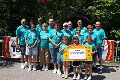 June Tour de Cure for diabetes a family affair