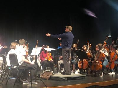 Composer writes piece for Avon High School Symphony