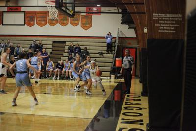 Dallas girls basketball suffers loss against Corvallis