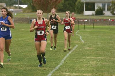 CLASS 5A CROSS-COUNTRY: Central girls team eyes trip to state meet