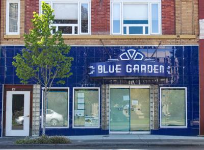 Blue Garden secret no longer