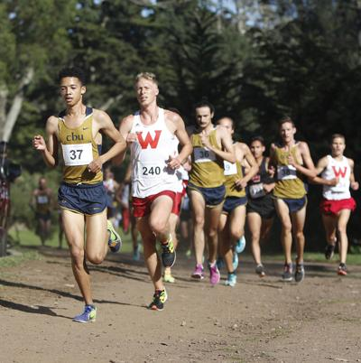 COLLEGE CROSS-COUNTRY: Nading ready to own his destiny