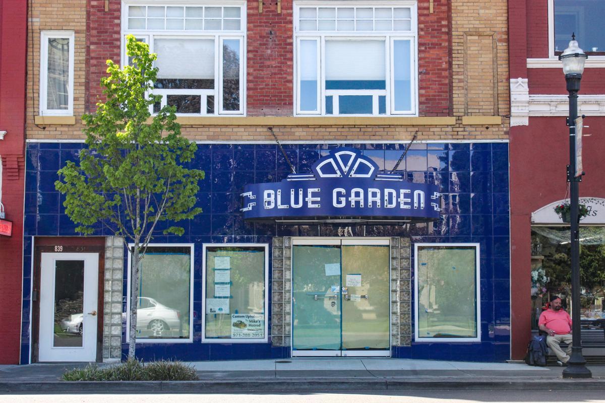 Blue Garden Secret No Longer News Polkio Com