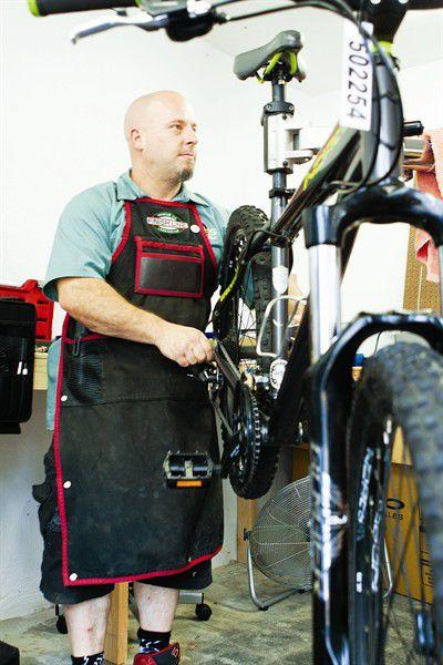 New bike shop fills a niche