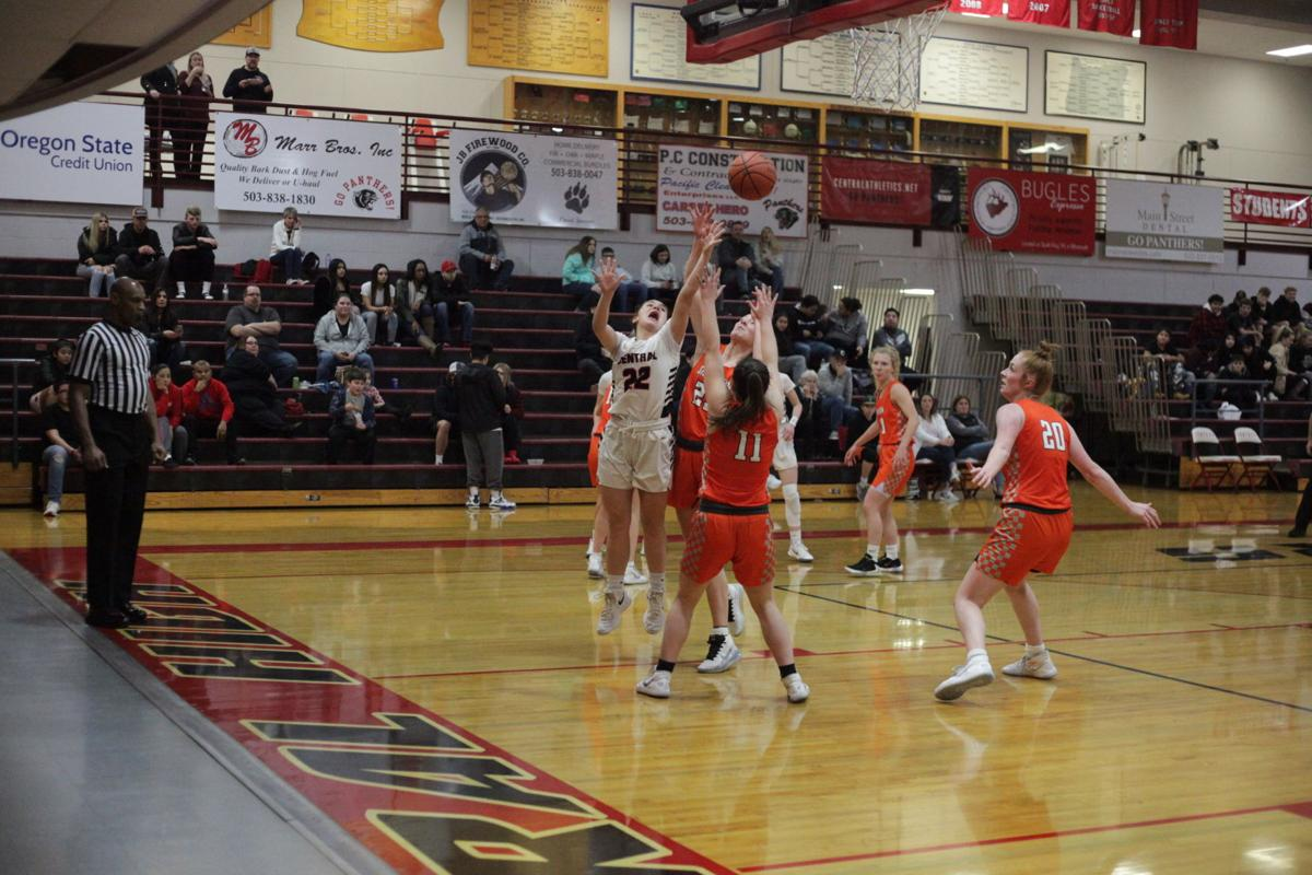 Central girls basketball falls to Silverton in league opener