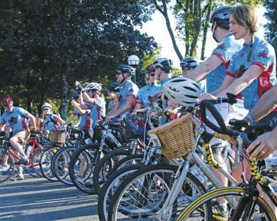 Bike MSreturns to Monmouth