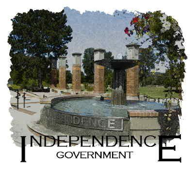Independence council and mayor candidates